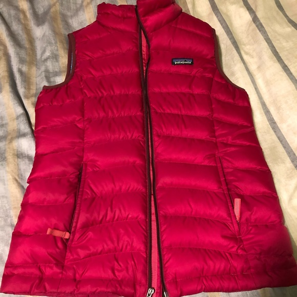 b699f1727 Patagonia Girl's Down Sweater Vest